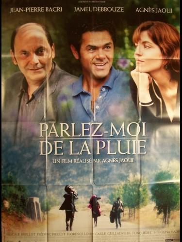 Affiche du film PARLEZ MOI DE LA PLUIE