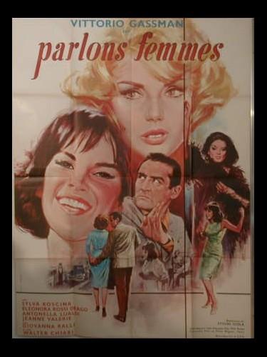 Affiche du film PARLONS FEMMES