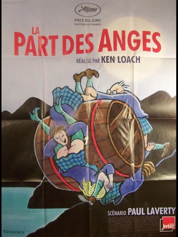 Affiche du film PART DES ANGES (LA)