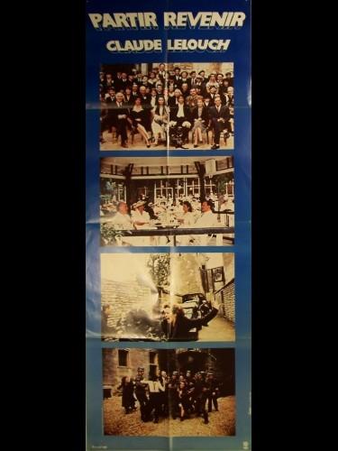 Affiche du film PARTIR REVENIR (MOTIF B)