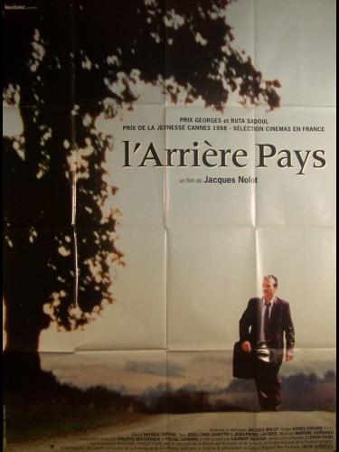 Affiche du film ARRIERE PAYS (L')