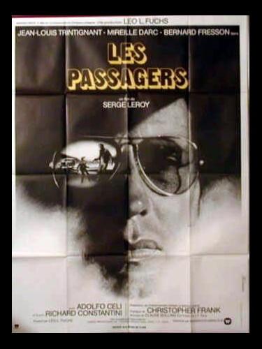 Affiche du film PASSAGERS (LES)