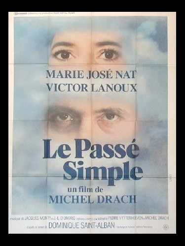 Affiche du film PASSE SIMPLE
