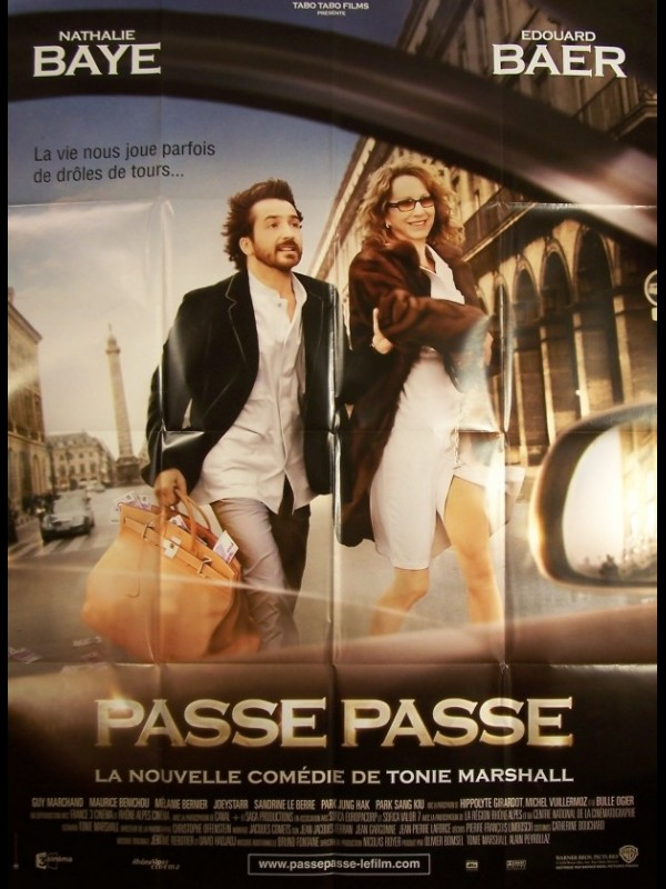 Affiche du film PASSE-PASSE