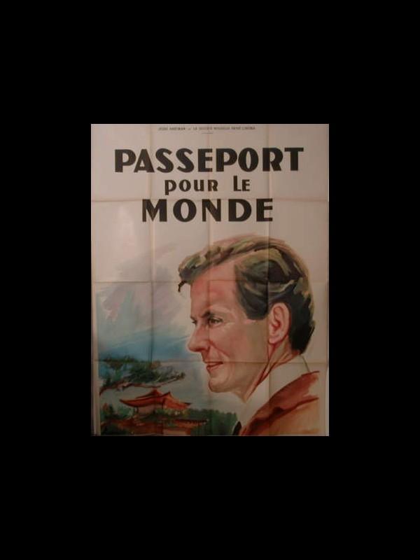 Affiche du film PASSEPORT POUR LE MONDE