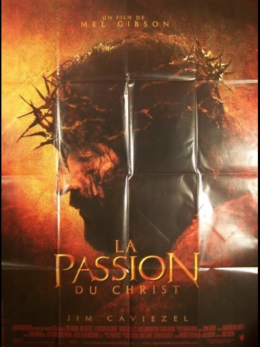 Affiche du film PASSION DU CHRIST (LA)