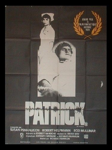 Affiche du film PATRICK