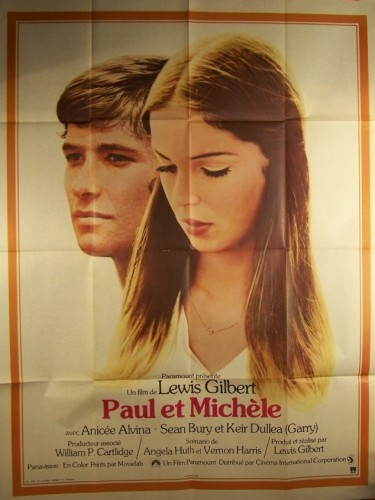 Affiche du film PAUL ET MICHELE - PAUL AND MICHELLE