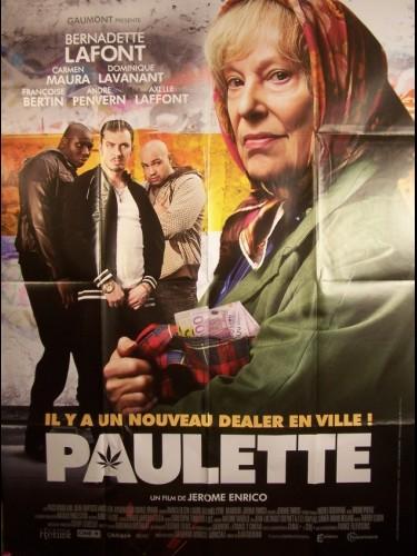 Affiche du film PAULETTE
