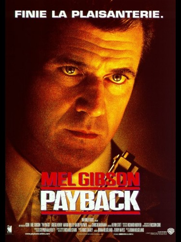 Affiche du film PAYBACK