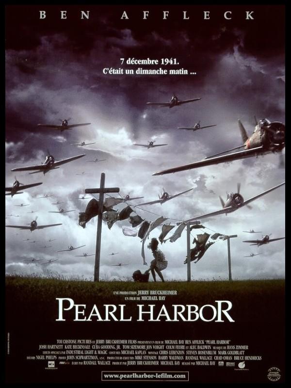 Affiche du film PEARL HARBOR