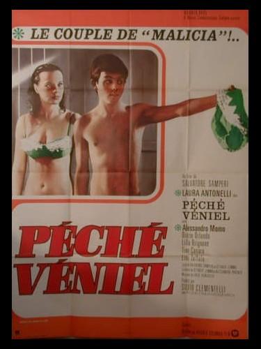 Affiche du film PECHE VENIEL - PECCATO VUNIALE