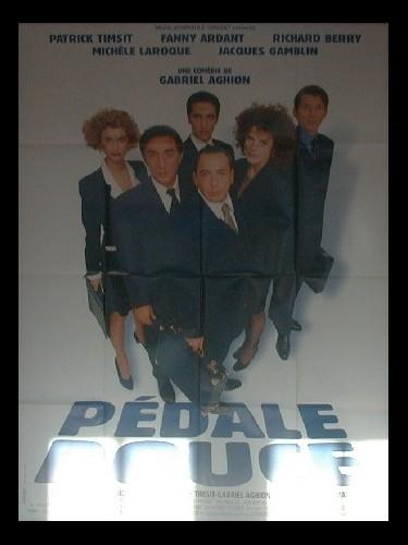 Affiche du film PEDALE DOUCE