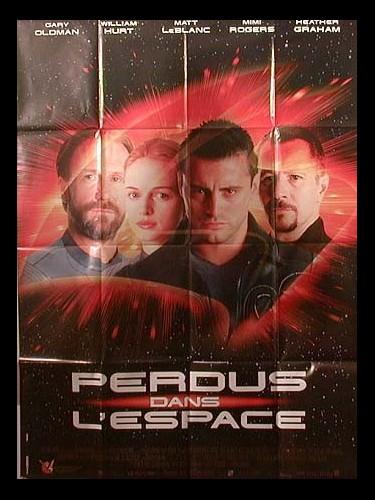 Affiche du film PERDUS DANS L'ESPACE - LOST IN SPACE