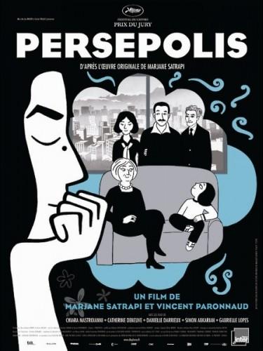 Affiche du film PERSEPOLIS