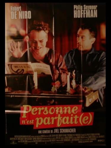 Affiche du film PERSONNE N'EST PARFAIT(E) - FLAWLESS