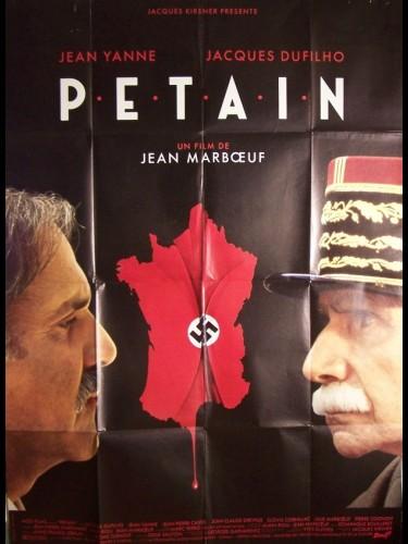 Affiche du film PETAIN