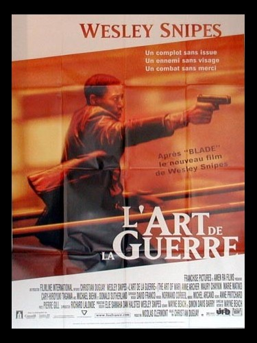 Affiche du film ART DE LA GUERRE (L') - ART OF WAR (THE)