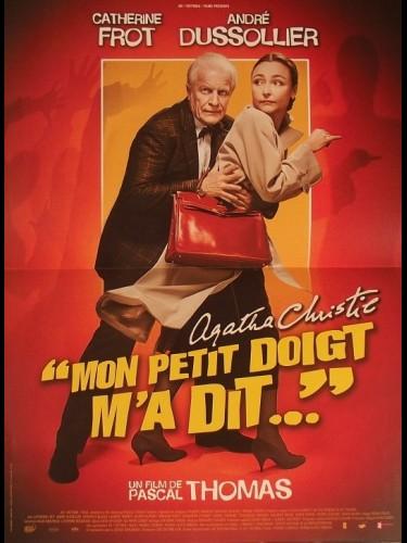 Affiche du film PETIT DOIGT M'A DIT (MON)