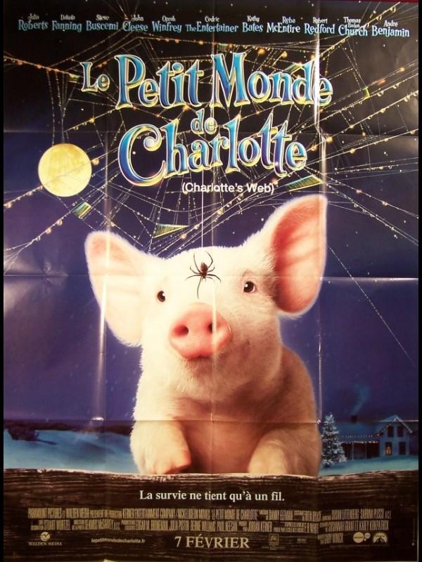 Affiche du film PETIT MONDE DE CHARLOTTE (LE) (AFFICHE TEASER)