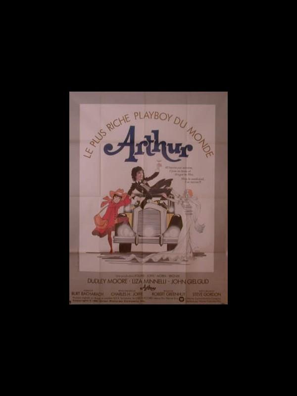 Affiche du film ARTHUR