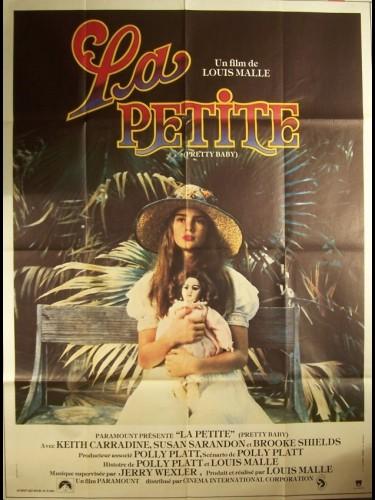 Affiche du film PETITE (LA) - PRETTY BABY