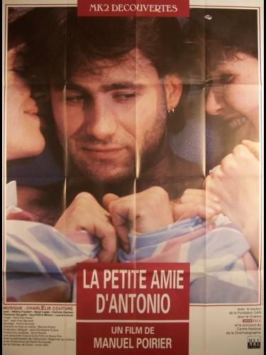Affiche du film PETITE AMIE D'ANTONIO (LA)