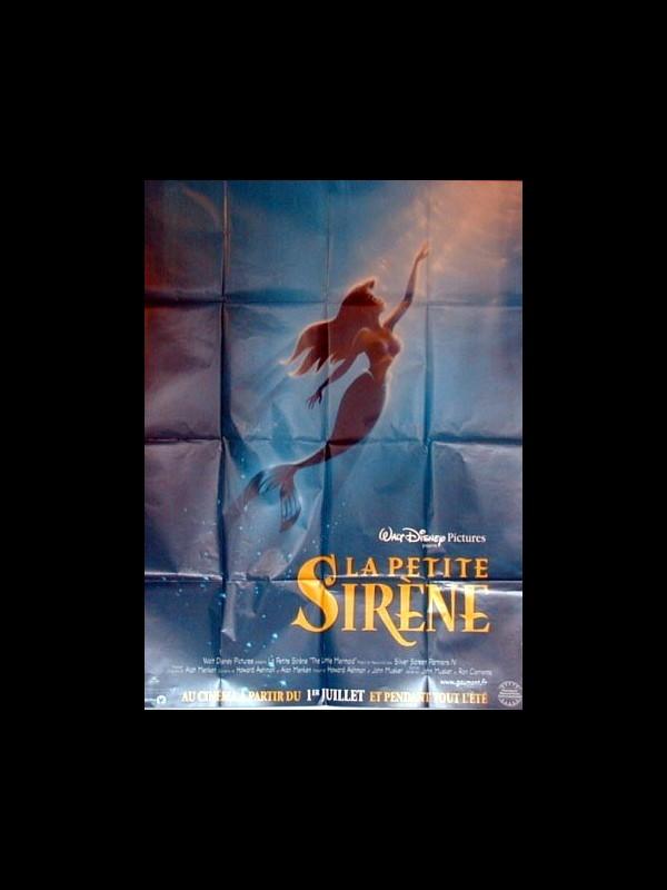 Affiche du film PETITE SIRENE (LA) - THE LITTLE MERMAID