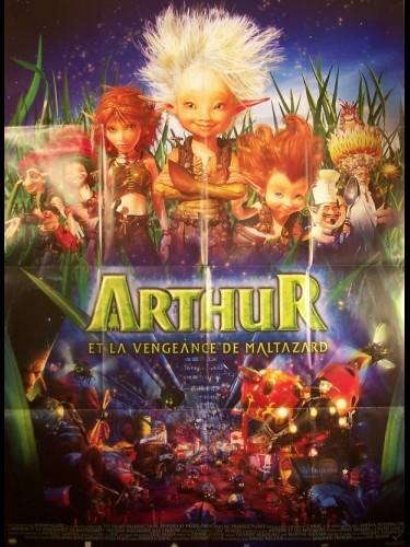 Affiche du film ARTHUR 2-LA VENGEANCE DE MALTAZARD