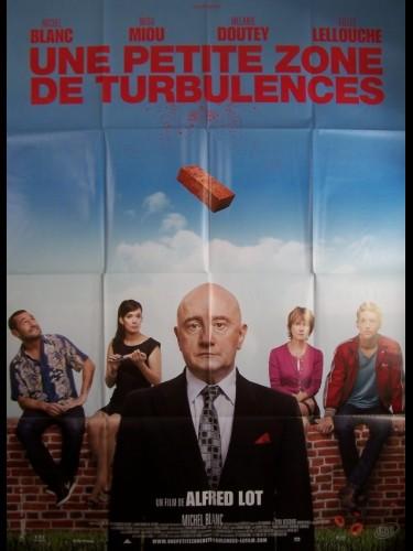 Affiche du film PETITE ZONE DE TURBULENCES (UNE)
