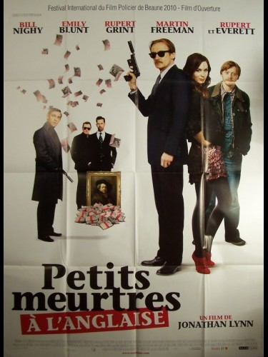 Affiche du film PETITS MEURTRES A L'ANGLAISE - WILD TARGET