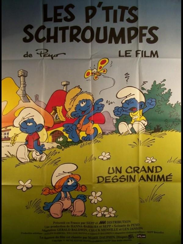 Affiche du film PETITS SCHTROUMPFS (LES)