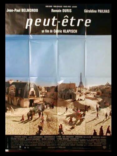 Affiche du film PEUT ETRE
