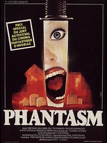 Affiche du film PHANTASM - PHANTASM