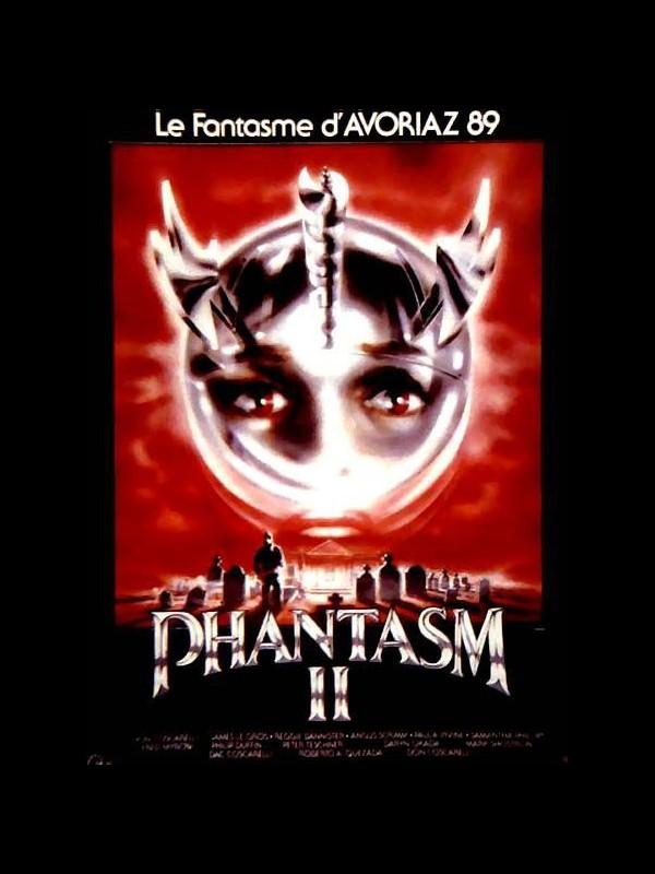 Affiche du film PHANTASM 2 - PHANTASM II