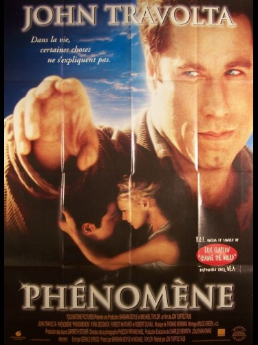 Affiche du film PHENOMENE - PHENOMENON