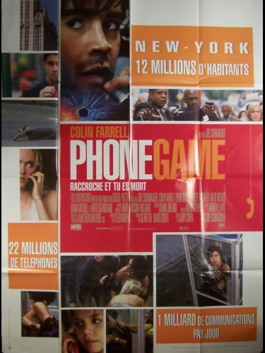 Affiche du film PHONE GAME - PHONE GAME