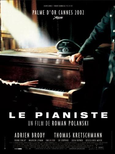 Affiche du film PIANISTE (LE)