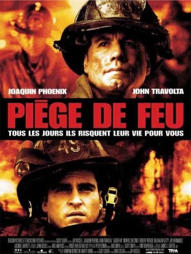 Affiche du film PIEGE DE FEU - LADDER 49