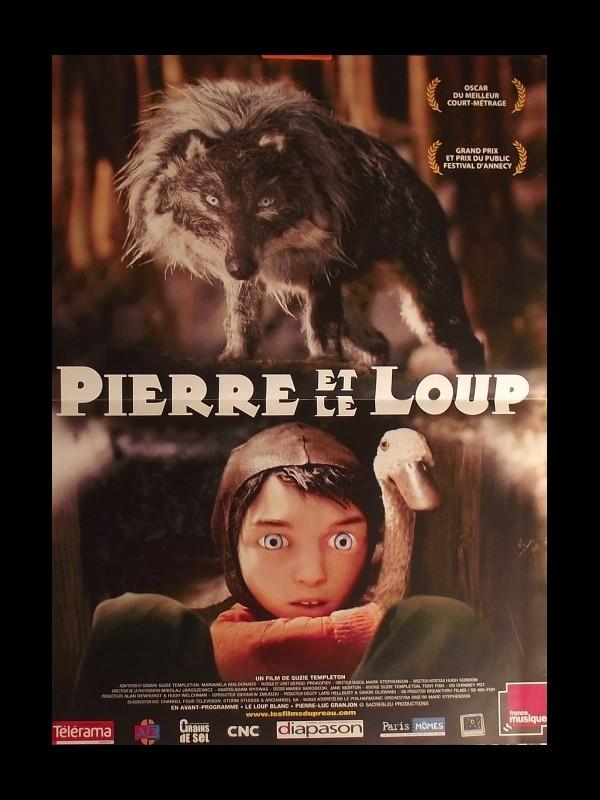 Affiche du film PIERRE ET LE LOUP - PETER & THE WOLF