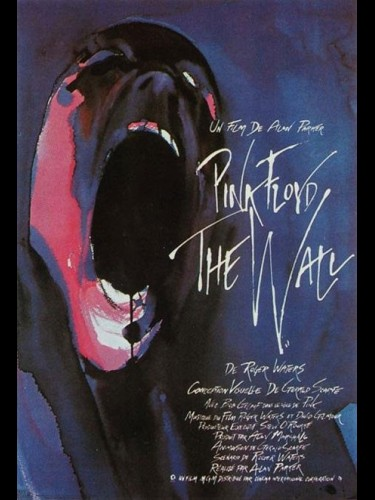 Affiche du film PINK FLOYD THE WALL
