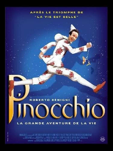 Affiche du film PINOCCHIO - PINOCCHIO