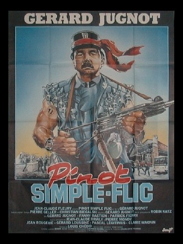 Affiche du film PINOT SIMPLE FLIC