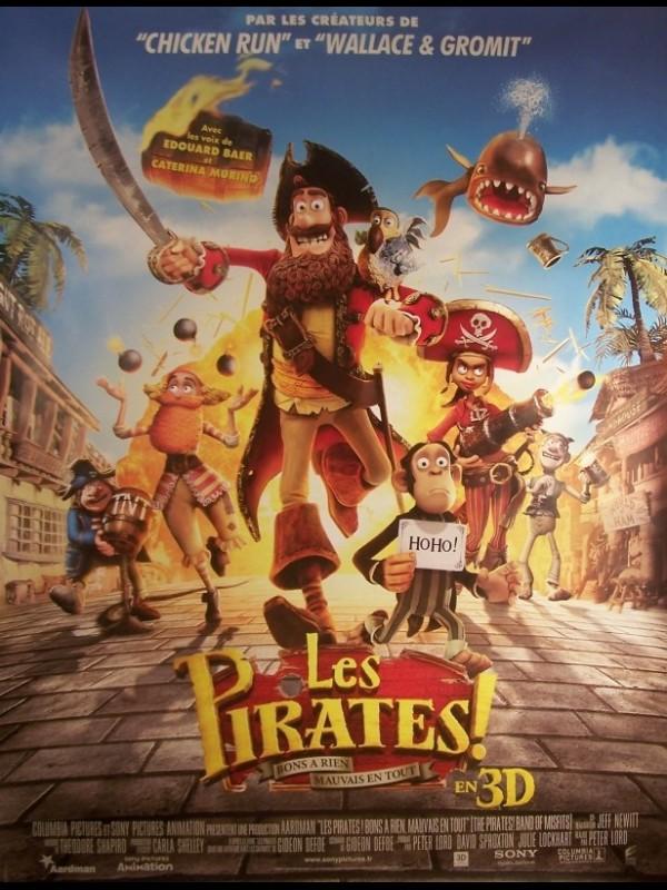 Affiche du film PIRATES (LES)