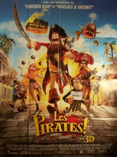 Affiche du film PIRATES (LES)-BONS A RIEN,MAUVAIS A TOUT-