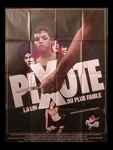 Affiche du film PIXOTE