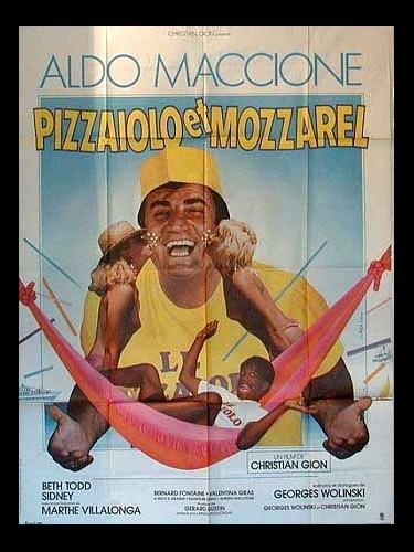 Affiche du film PIZZAIOLO ET MOZZAREL