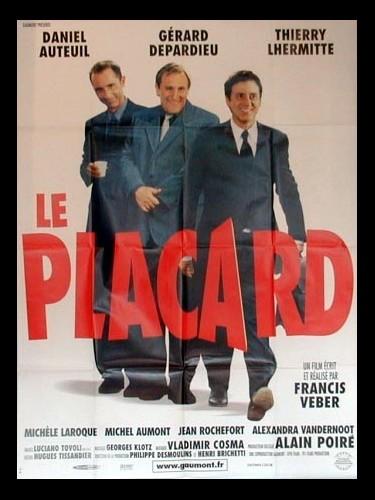 Affiche du film PLACARD (LE)