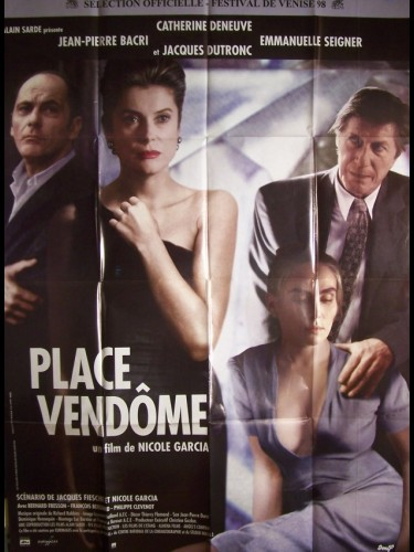 Affiche du film PLACE VENDOME