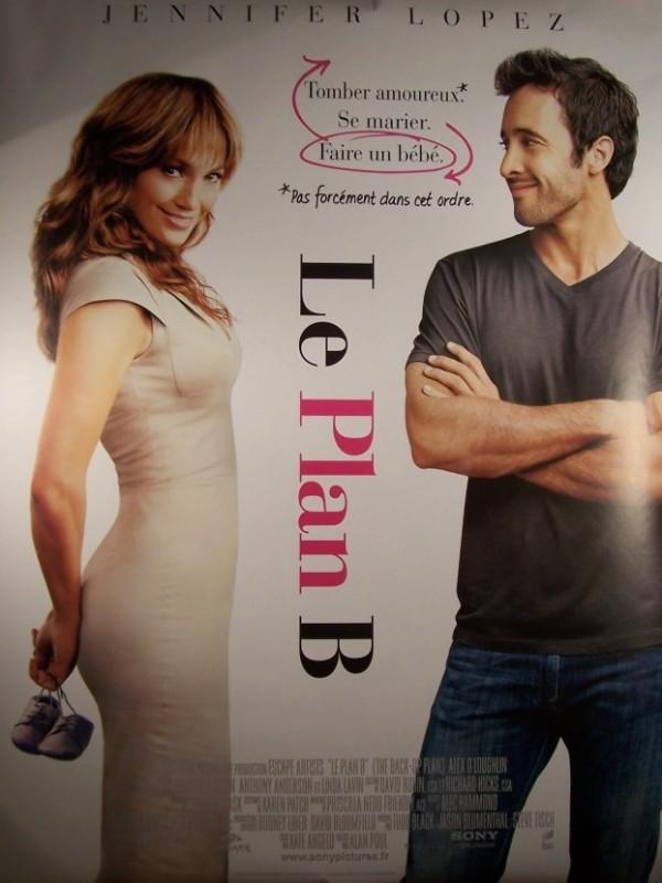 Affiche du film PLAN B (LE) - THE BACK-UP PLAN